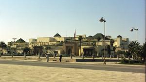 Dar Al-Makhzen paleis