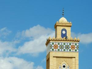 Grote moskee Oujda