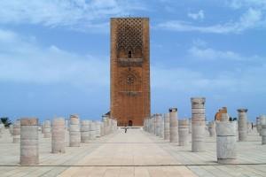 Hassan toren Rabat