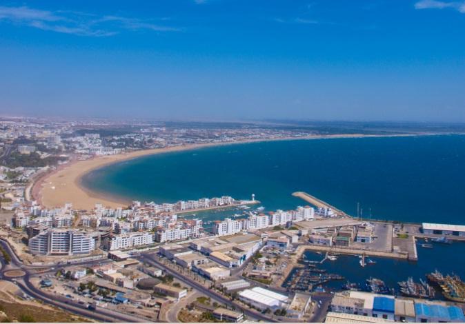 Overzicht Agadir