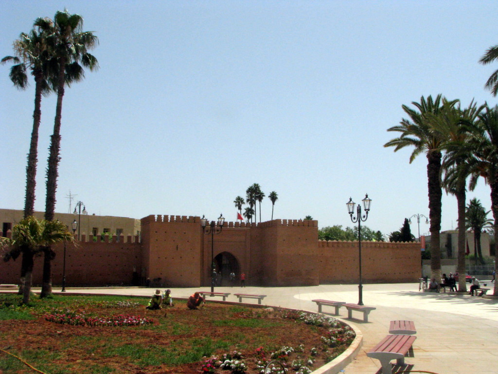 Poort Bab al Gharbi