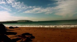 Strand in Tanger