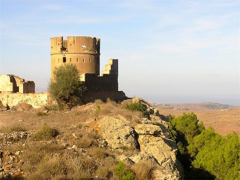 Tazouda kasteel